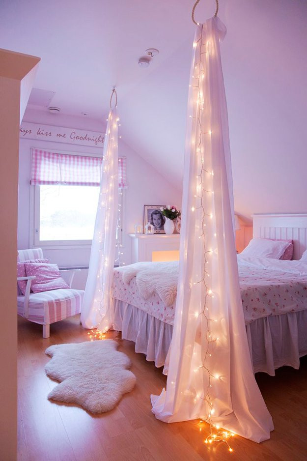 Best ideas about DIY Room Decoration For Girls . Save or Pin 22 Easy Teen Room Decor Ideas for Girls DIY Ready Now.
