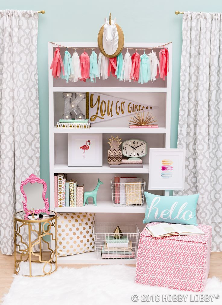 Best ideas about DIY Room Decoration For Girls . Save or Pin Best 25 Girls bedroom ideas on Pinterest Now.