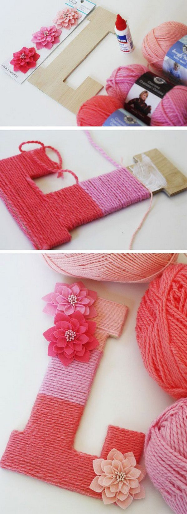 Best ideas about DIY Room Decoration For Girls . Save or Pin 25 DIY Ideas & Tutorials for Teenage Girl s Room Now.