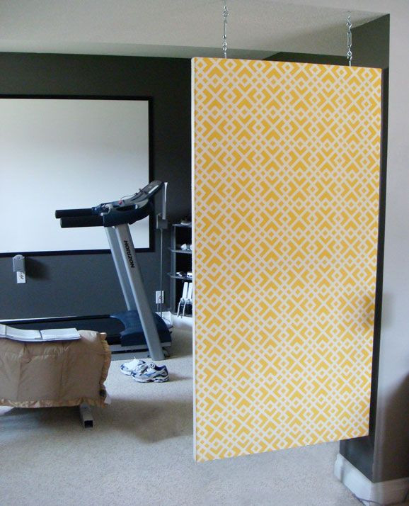 Best ideas about DIY Room Divider Screen . Save or Pin Remodelaholic Now.