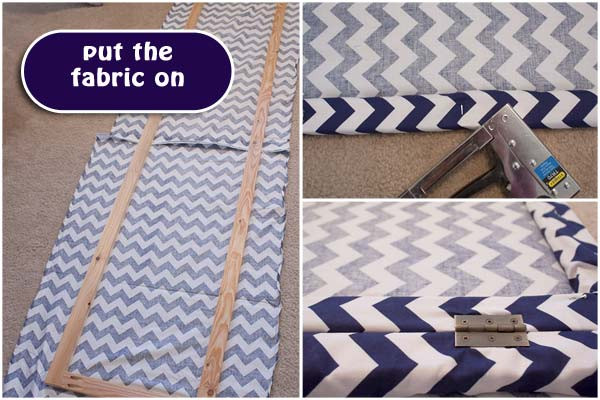 Best ideas about DIY Room Divider Screen . Save or Pin DIY How to Make a Chevron Room Divider or Dressing Screen Now.