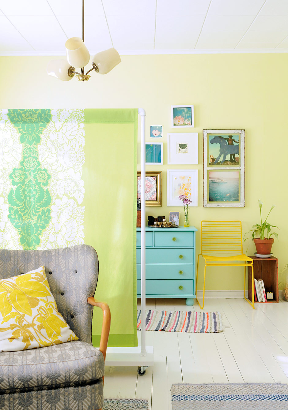 Best ideas about DIY Room Divider Screen . Save or Pin 20 DIY Room Dividers To Help Utilize Every Inch Your Home Now.