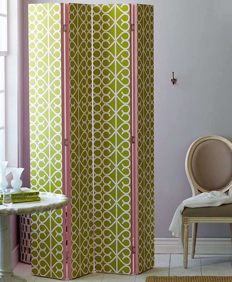 Best ideas about DIY Room Divider Screen . Save or Pin Try our DIY folding screen this weekend Now.