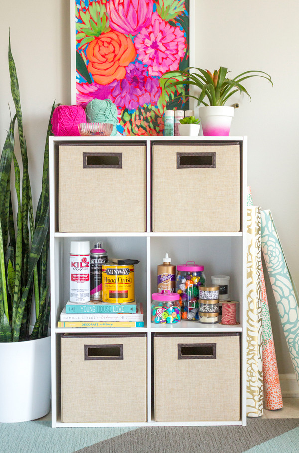 Best ideas about DIY Room Organizing Ideas . Save or Pin Creative Craft Room Storage and Organization Now.