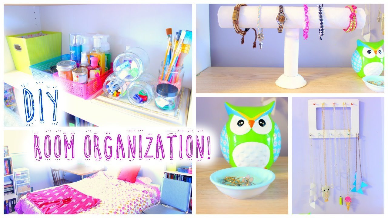 Best ideas about DIY Room Organizing Ideas . Save or Pin DIY Room Organization for Summer Now.