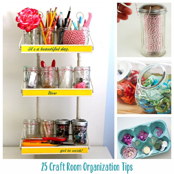 Best ideas about DIY Room Organizing Ideas . Save or Pin Let's Get Organized Craft Rooms Toys Closets and Clever Now.