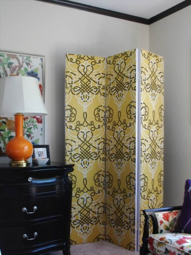 Best ideas about DIY Room Partitions . Save or Pin 18 DIY Room Dividers Ideas Now.