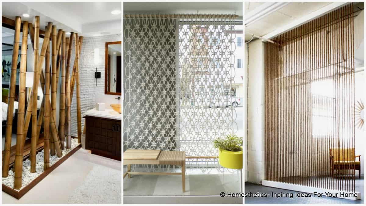 Best ideas about DIY Room Partitions . Save or Pin Top Ten DIY Room Dividers for Privacy in Style Now.