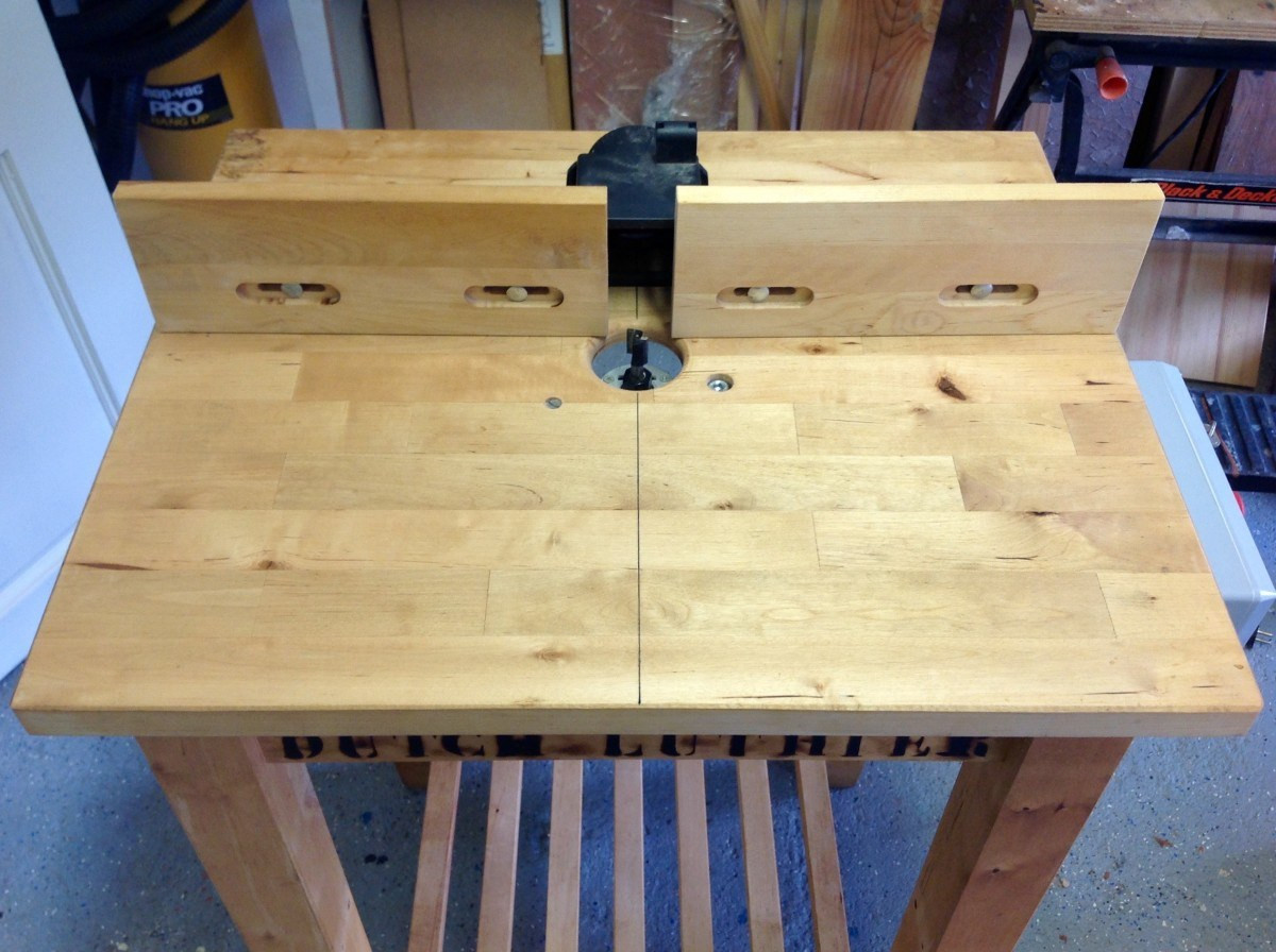 Best ideas about DIY Router Table Top . Save or Pin IKEA BEKVÄM DIY Router Table IKEA Hackers Now.
