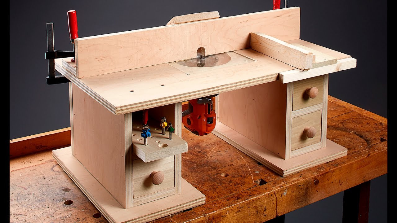 Best ideas about DIY Router Table Top . Save or Pin I Can Do That Benchtop Router Table Now.