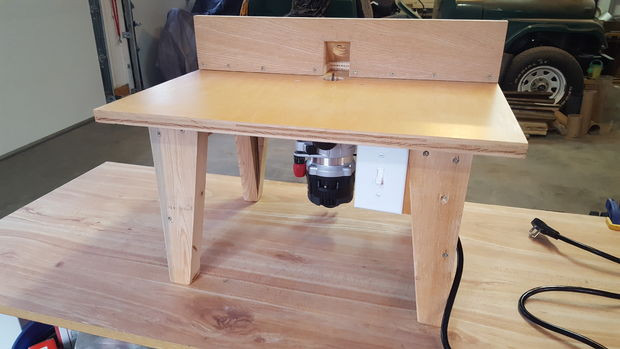 Best ideas about DIY Router Table Top . Save or Pin DIY Router Table 6 Steps with Now.