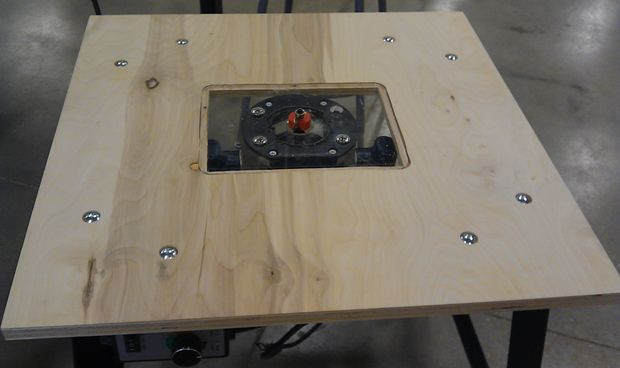 Best ideas about DIY Router Table Top . Save or Pin DIY Routing Table 7 Steps with Now.