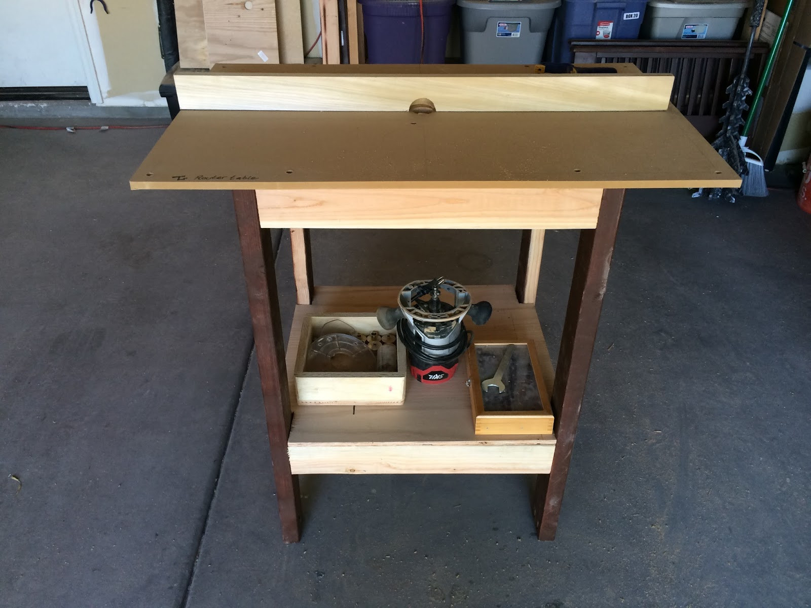 Best ideas about DIY Router Table Top . Save or Pin Timbo s Creations DIY Bench Top Router Table Now.