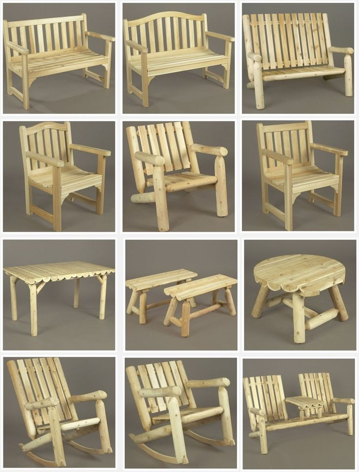 Best ideas about DIY Rustic Furniture . Save or Pin Best 25 Cedar furniture ideas on Pinterest Now.
