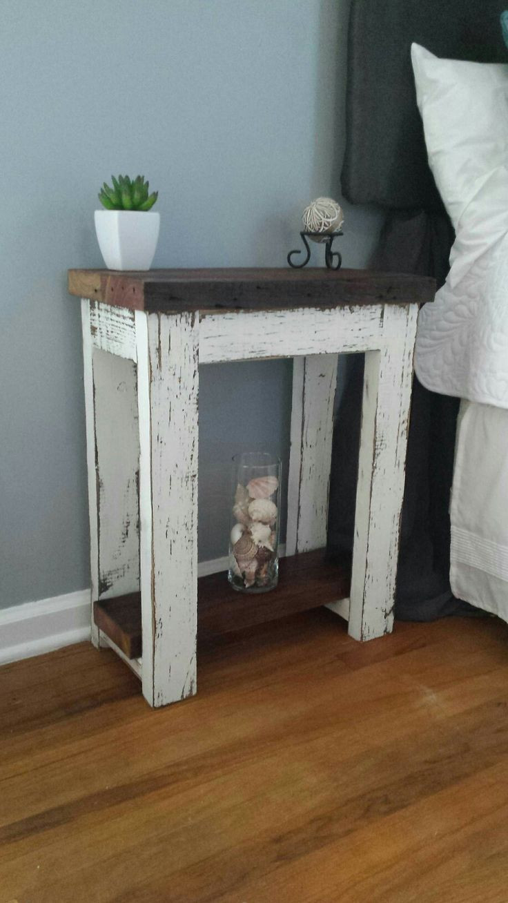 Best ideas about DIY Rustic Furniture . Save or Pin Best 25 Rustic nightstand ideas on Pinterest Now.