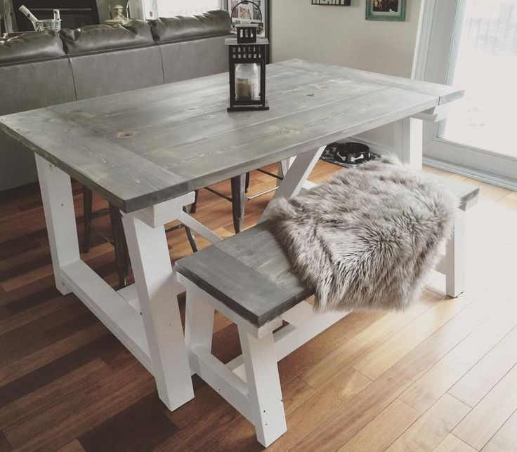 Best ideas about DIY Rustic Kitchen Tables . Save or Pin Best 25 Rustic kitchen tables ideas on Pinterest Now.
