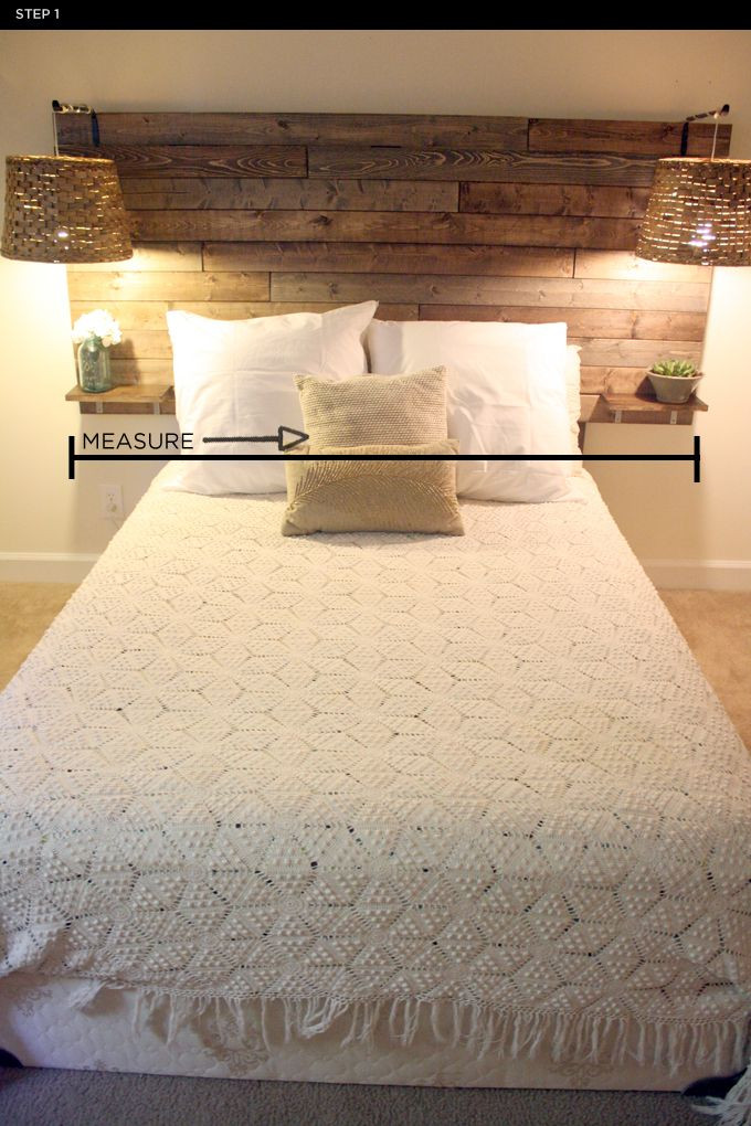 Best ideas about DIY Rustic Wood Headboard . Save or Pin 25 Best Ideas about Rustic Headboards on Pinterest Now.