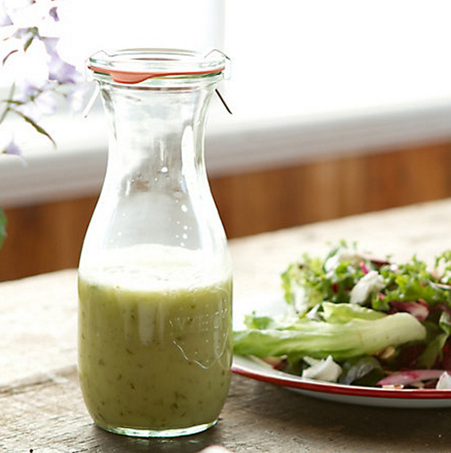 Best ideas about DIY Salad Dressings . Save or Pin Smart Tip Make Your Own Salad Dressing for the Week Now.