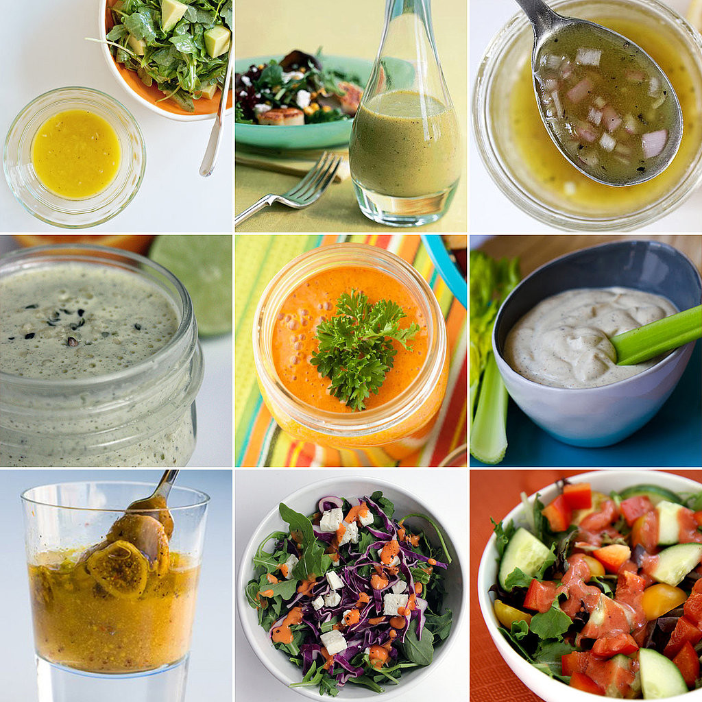 Best ideas about DIY Salad Dressings . Save or Pin Healthy Salad Dressing Recipes Now.