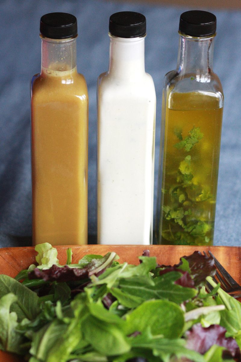 Best ideas about DIY Salad Dressings . Save or Pin Make Your Own Salad Dressing – A Beautiful Mess Now.
