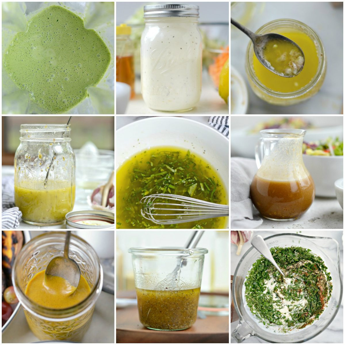 Best ideas about DIY Salad Dressings . Save or Pin Simply Scratch 50 Homemade Salad Dressings and Now.