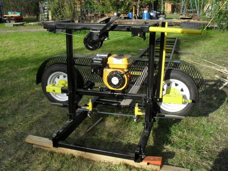 Best ideas about DIY Sawmill Kit . Save or Pin Homemade Sawmill Plans WoodWorking Projects & Plans Now.