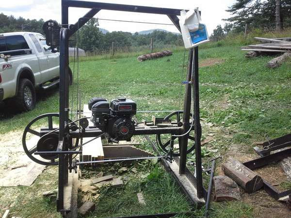 Best ideas about DIY Sawmill Kit . Save or Pin Image result for homemade sawmills plans Now.