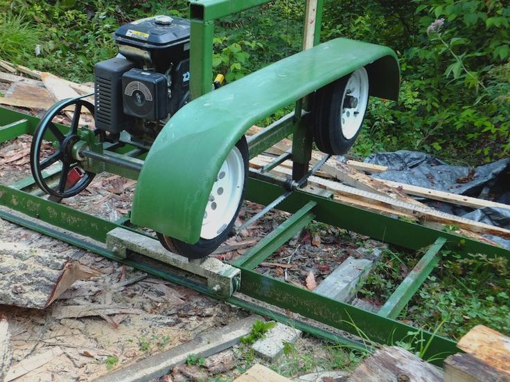 Best ideas about DIY Sawmill Kit . Save or Pin 85 best images about SCIERIE MOBILE on Pinterest Now.