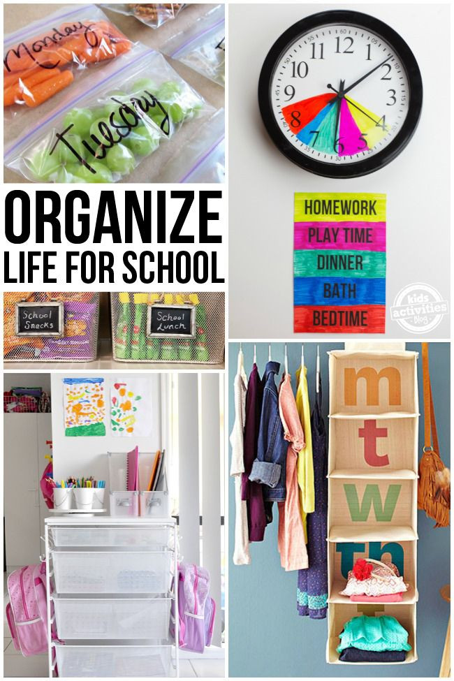 Best ideas about DIY School Organization Ideas . Save or Pin 457 best DIY Back To School Crafts images on Pinterest Now.