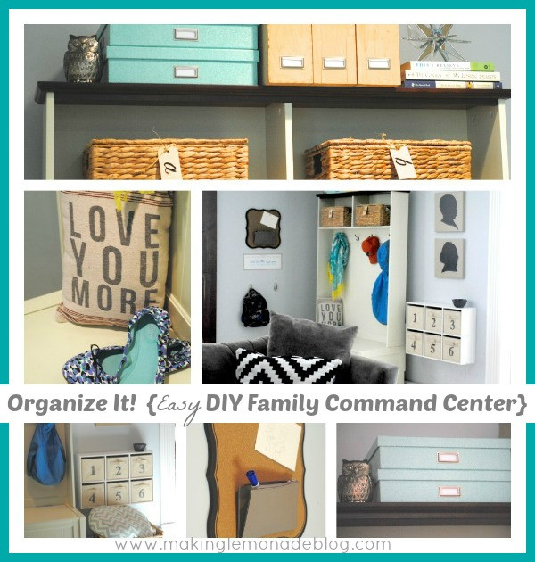 Best ideas about DIY School Organization Ideas . Save or Pin Back to School Organization & Giveaway Now.