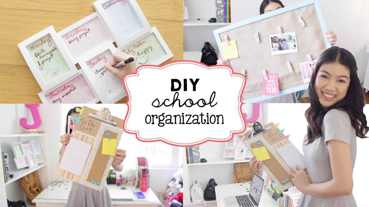 Best ideas about DIY School Organization Ideas . Save or Pin DIY School Organization Ideas Philippines Now.