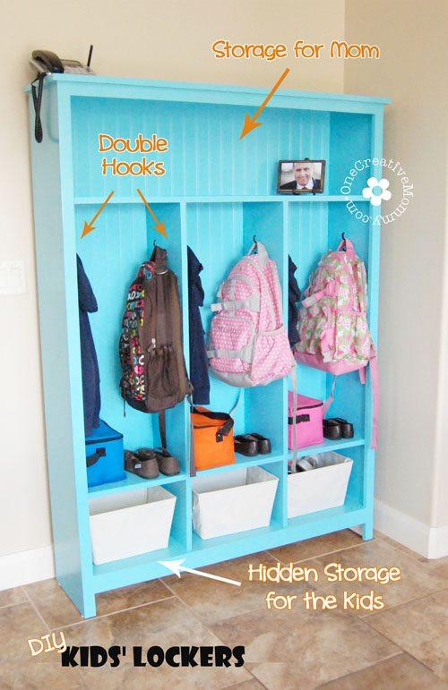 Best ideas about DIY School Organization Ideas . Save or Pin 25 Back to School DIY Organization Ideas Juggling Act Mama Now.