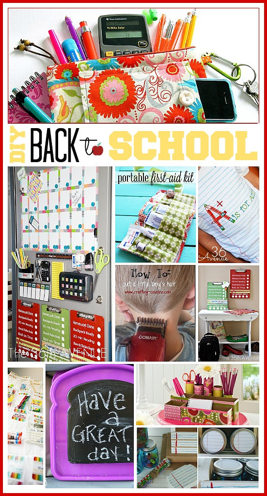 Best ideas about DIY School Organization Ideas . Save or Pin Back to School DIY Jars Now.