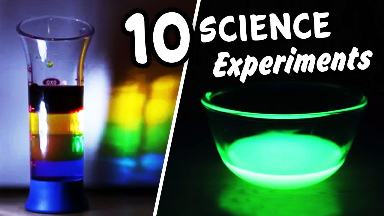 Best ideas about DIY Science Experiments . Save or Pin Science Experiments That You Can Do At Home DIY Amazing Now.