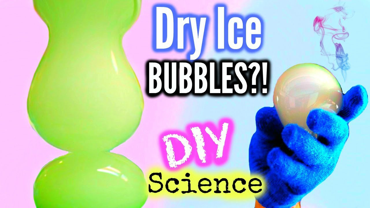 Best ideas about DIY Science Experiments . Save or Pin DIY Dry Ice Bubbles Santa Toothepaste & More Science Now.