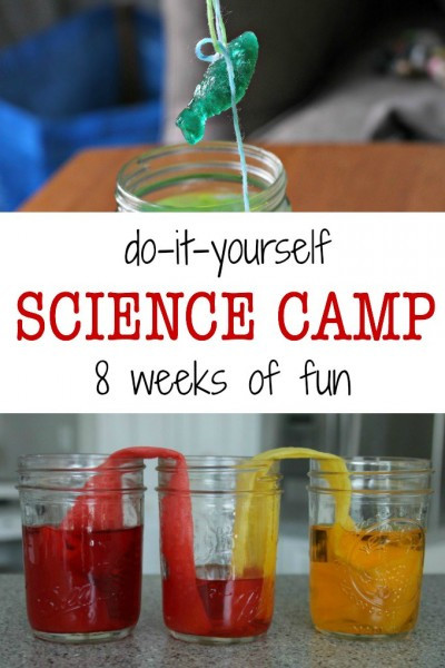 Best ideas about DIY Science Experiments . Save or Pin All You Need for a DIY Summer Science Camp Now.