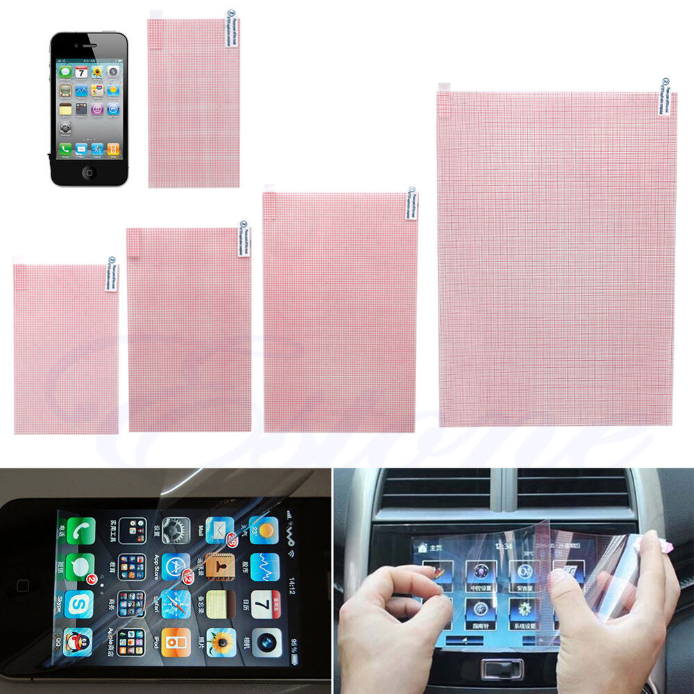 "Best ideas about DIY Screen Protector . Save or Pin 2Pcs 6"" 10"" Universal LCD Screen Protector DIY Guard Now."