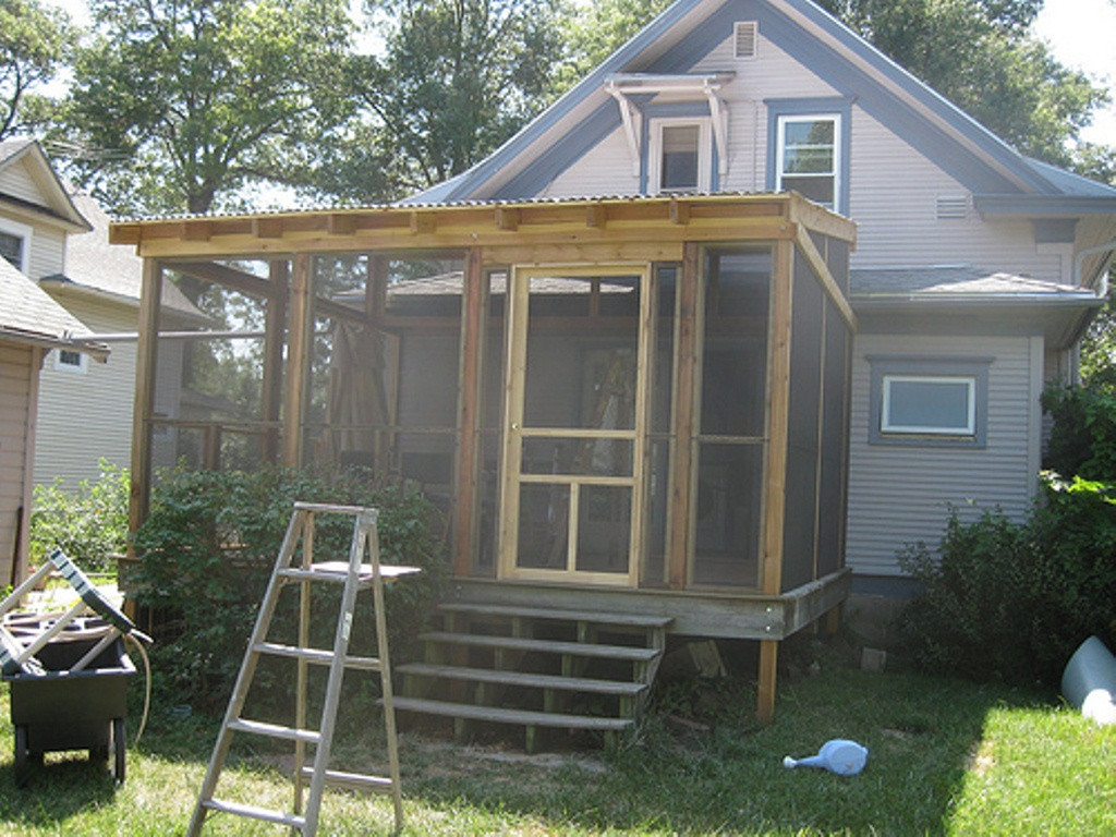 Best ideas about DIY Screened In Porch . Save or Pin Put It Diy Screen Porch Now.
