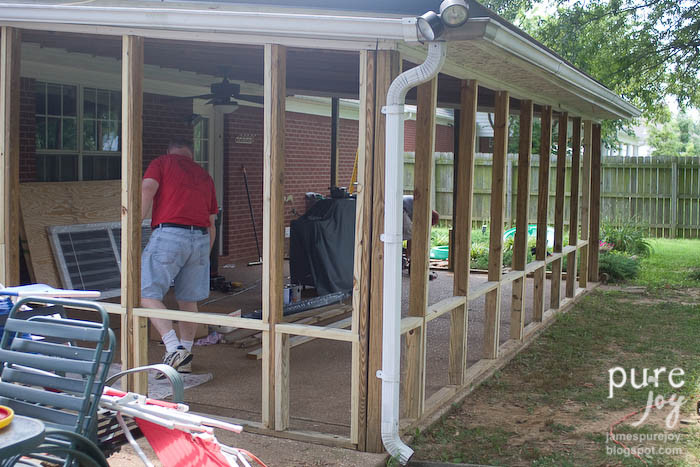 Best ideas about DIY Screened In Porch . Save or Pin Trendy TreeHouse DIY screened patio Now.