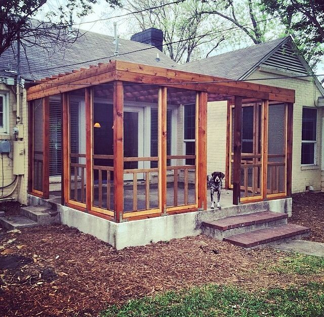 Best ideas about DIY Screened In Porch . Save or Pin 40 best DIY Screen Porch images on Pinterest Now.