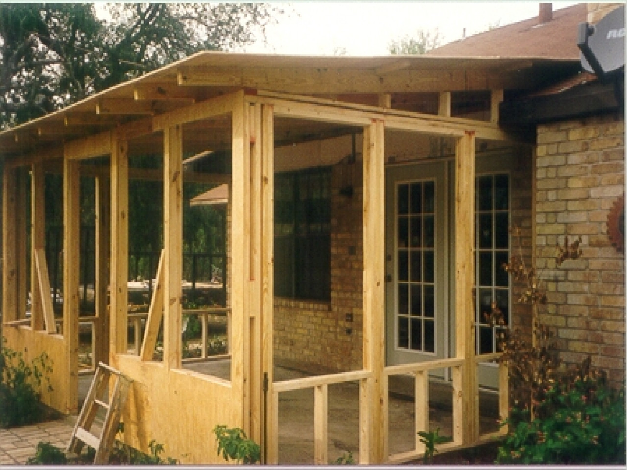 Best ideas about DIY Screened In Porch . Save or Pin Screened Porch Plans House Plans with Screened Porches do Now.