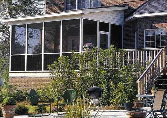 Best ideas about DIY Screened In Porch . Save or Pin Do it Yourself Screened Porch Now.