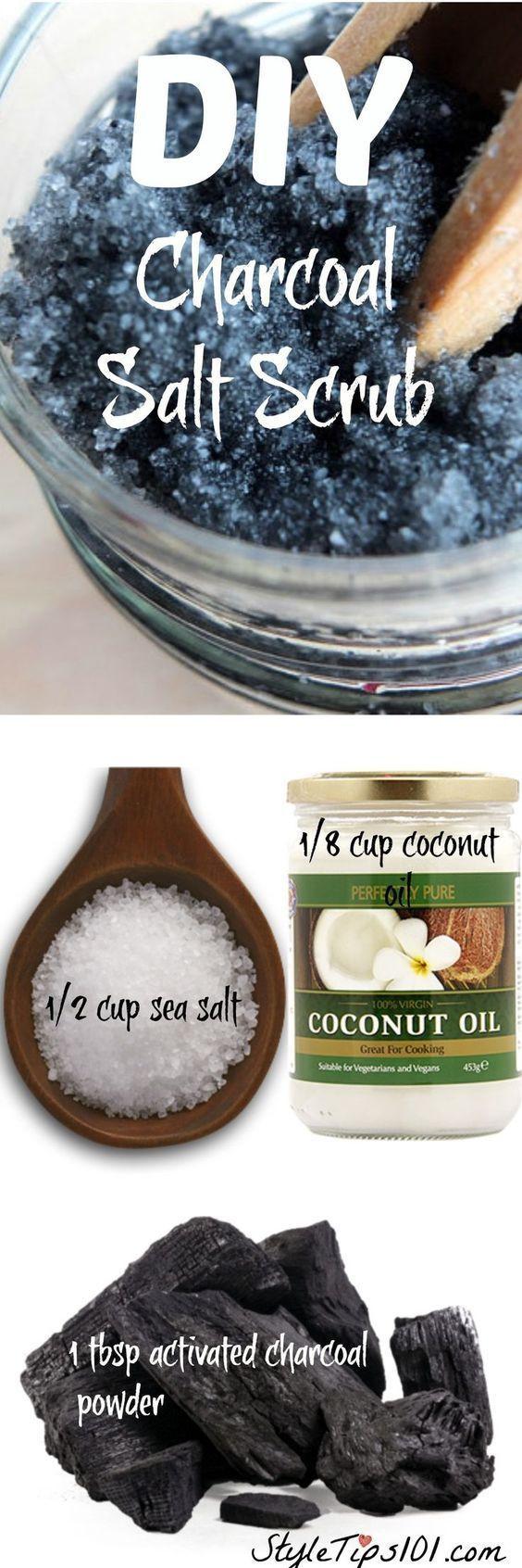Best ideas about DIY Sea Salt Scrub . Save or Pin Best 25 Salt scrubs ideas on Pinterest Now.