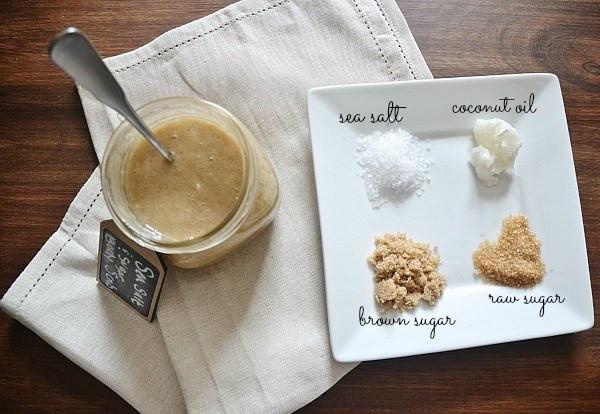 Best ideas about DIY Sea Salt Scrub . Save or Pin DIY Sea Salt and Sugar Scrub Liz Marie Blog Now.
