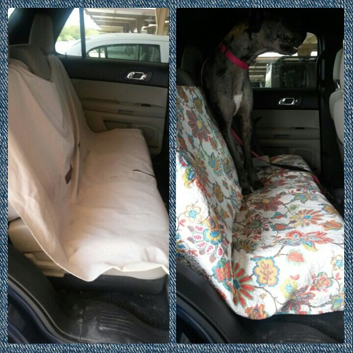 Best ideas about DIY Seat Covers . Save or Pin SEAT COVER DIY Not happy with the store bought cover So Now.