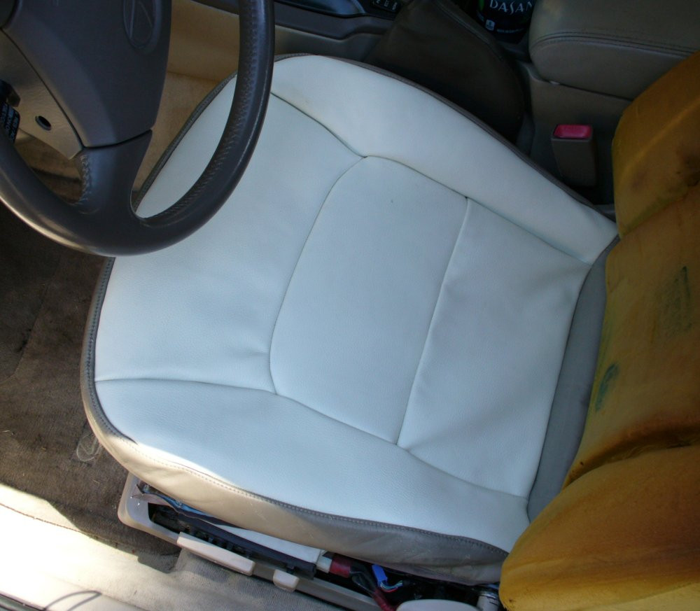 Best ideas about DIY Seat Covers . Save or Pin DIY leather seat covers Page 4 ClubLexus Lexus Now.