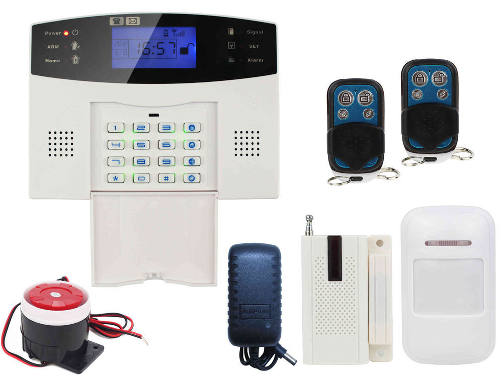 Best ideas about DIY Security Systems . Save or Pin A32 Quad Bands GSM Wireless DIY Home Alarm Burglar Now.