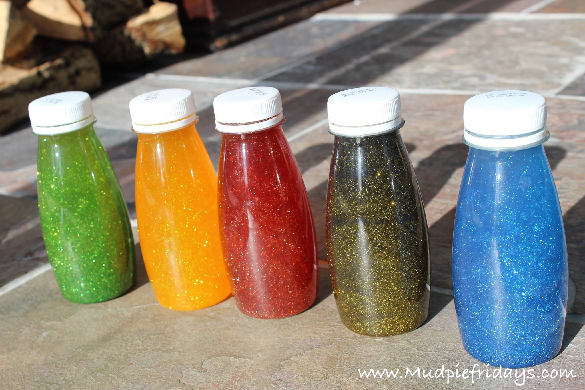 Best ideas about DIY Sensory Bottles . Save or Pin DIY Rainbow Sensory Bottles mudpiefridays Now.