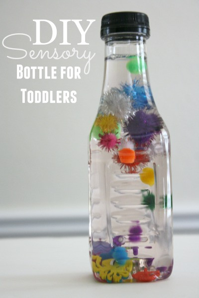 Best ideas about DIY Sensory Bottles . Save or Pin DIY Sensory Bottles for Toddlers Life Anchored Now.