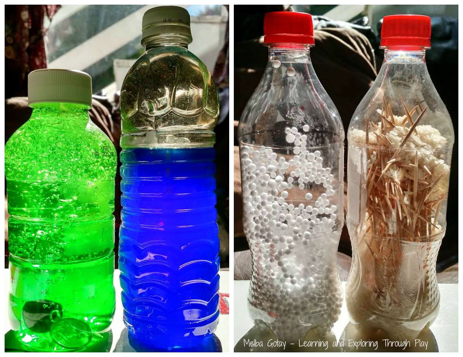 Best ideas about DIY Sensory Bottles . Save or Pin Learning and Exploring Through Play DIY Sensory Bottles Now.